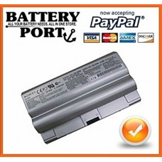 [ SONY LAPTOP BATTERY ] VGN VGP-BPS8